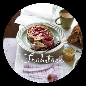 herzhafte Frühstück, Bretagne, Bretagne, Frankreich