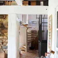 schickes kleines ferienhaus mit garten in der bretagne. Black Bedroom Furniture Sets. Home Design Ideas