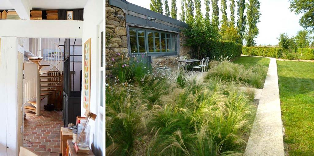 ... Ferienhaus In Der Bretagne Mit Privatem Geschlossenen Garten ...