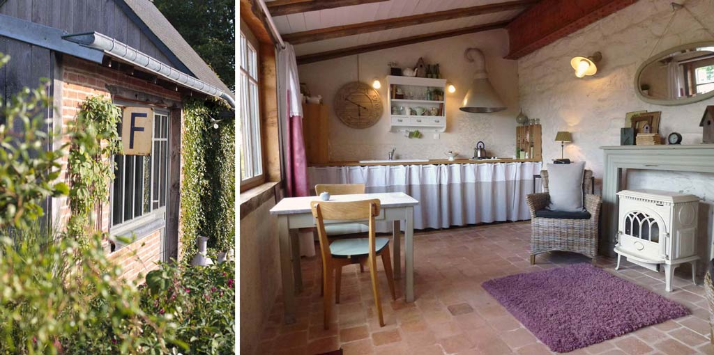 La maison de florence the little cottage ideal for for B b maison florence