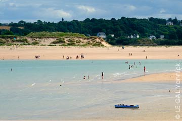 beaches in Brittany