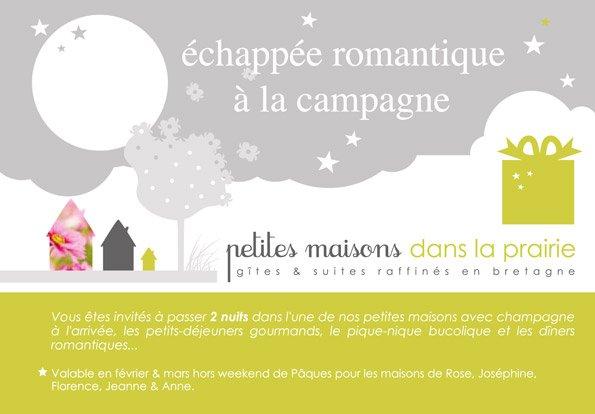 Carte Cadeau Week End Amoureux.Cartes Cadeaux Pour Un Sejour En Bretagne