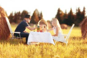 country style picnic