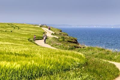 balade à pied pour un week-end détente en Bretagne