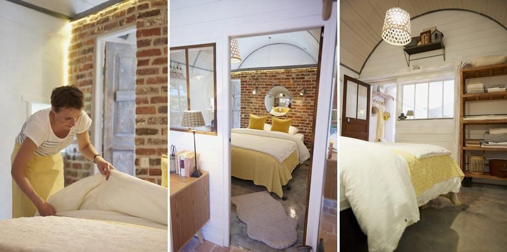 ... La Maison De Florence   Gîte Romantique Pour Les Amoureux; Chambre ...
