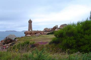 la côte de granit rose, la perle du Trégor, Bretagne