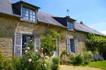 Louise, gîte en Bretagne jusqu'à 5 personnes
