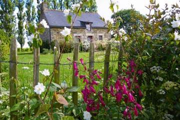 Rose, gîte en Bretagne pour 2 à 3 personnes