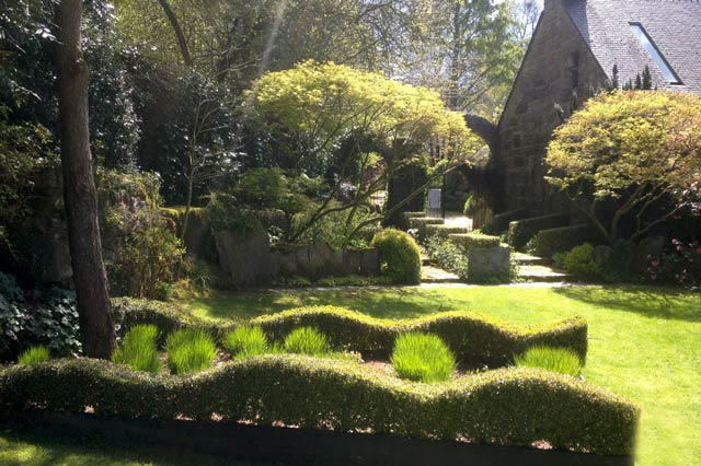Jardins et chateaux des c tes d 39 armor en bretagne for Jardins a visiter